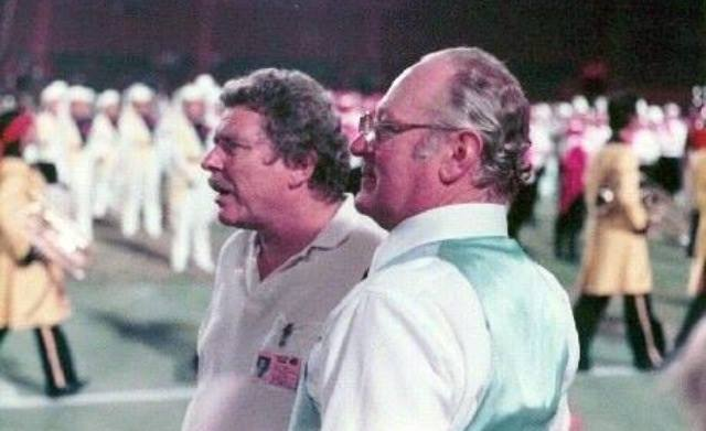 A photo of Gail Royer and Jerry Seawright at DCI in ~1985