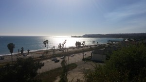 A pic of dana point from palisades drive...pre-sunset