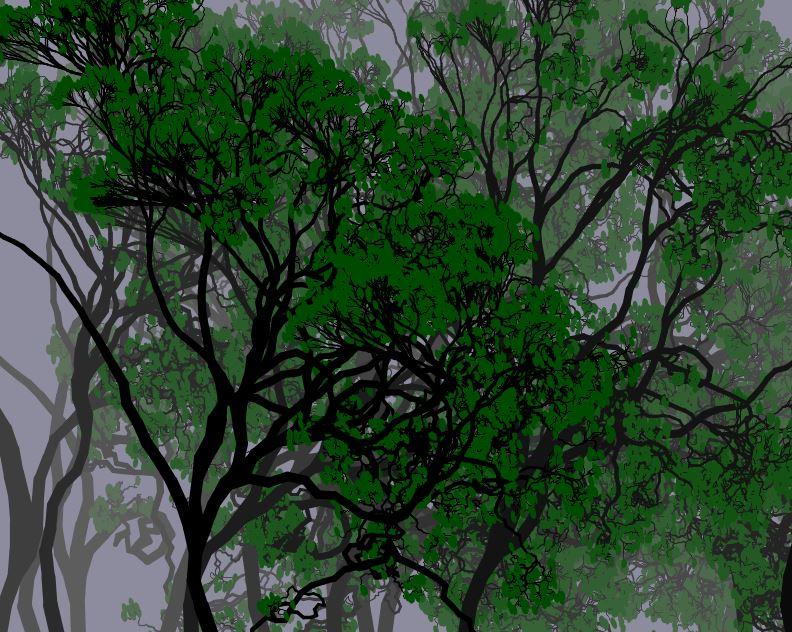 a recursive forest snap 1