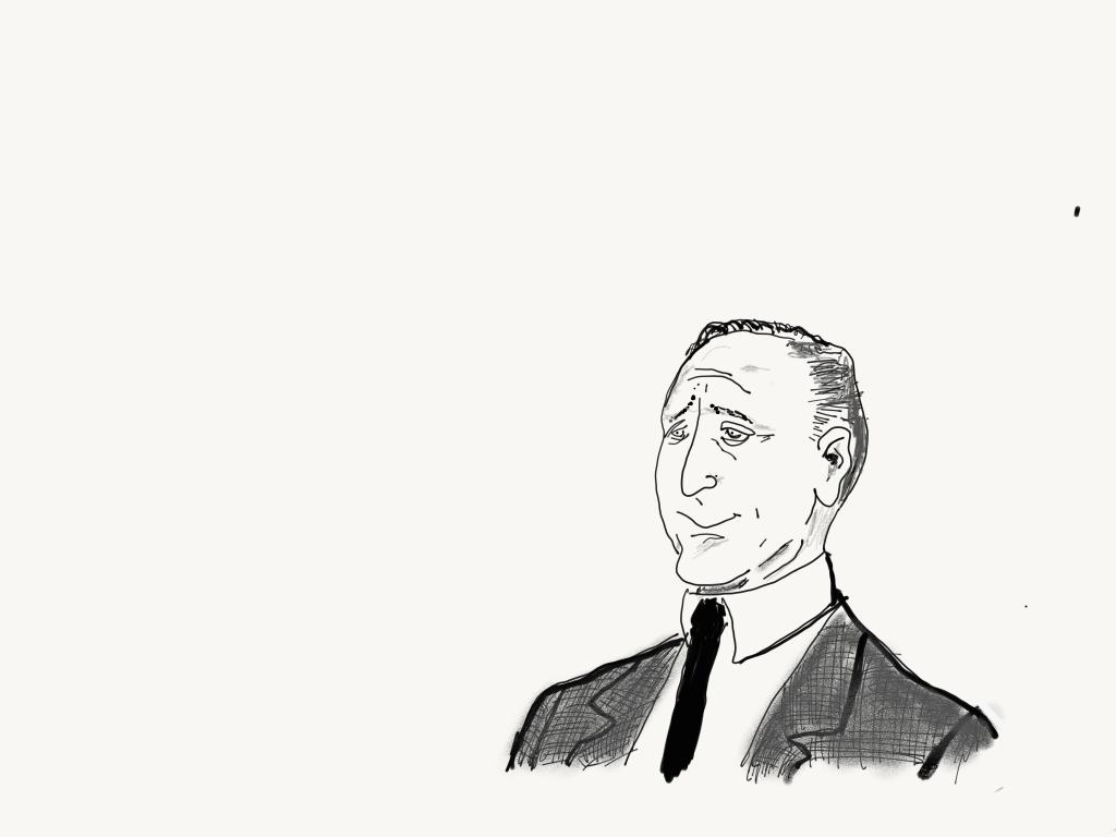 Portrait #2 F. Scott Fitzgerald