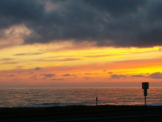 a sunset seen from Sunsets in Dana Point.